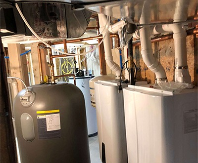 Water Heaters Repair Services