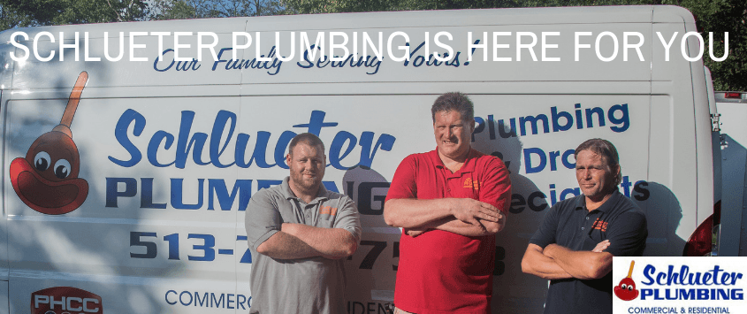 Schlueter Plumbing Is Here for You