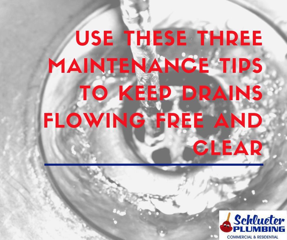 Tips to Keep Drains Flowing